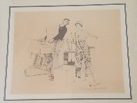 Moving AP 1980 Limited Edition Print by Norman Rockwell - 1