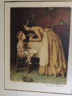 Medicine AP 1977 Limited Edition Print by Norman Rockwell - 1