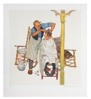 Summer's Start - Encore Edition 1977 Limited Edition Print by Norman Rockwell - 1