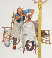 Summer's Start - Encore Edition 1977 Limited Edition Print by Norman Rockwell - 0