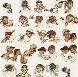 A Day in the Life of a Boy AP 1977 Limited Edition Print by Norman Rockwell - 0