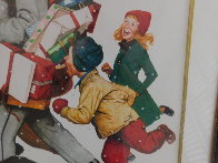 Jolly Postman 2005 Limited Edition Print by Norman Rockwell - 3