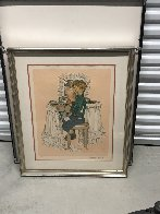 Secrets Limited Edition Print by Norman Rockwell - 1