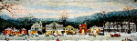 Christmas on Main Street 1967 Limited Edition Print - Norman Rockwell