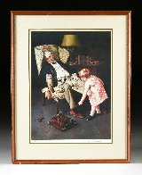 Pals 1976 Advertisement for Bissell Limited Edition Print by Norman Rockwell - 1