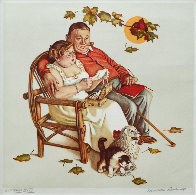 Fondly Do We Remember AP Limited Edition Print by Norman Rockwell - 2