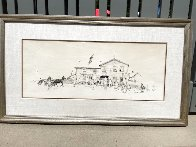 Blacksmith Shop 1971 Limited Edition Print by Norman Rockwell - 1