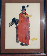 See America First AP Limited Edition Print by Norman Rockwell - 1
