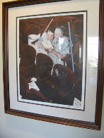 Charwomen 1976 Limited Edition Print by Norman Rockwell - 1