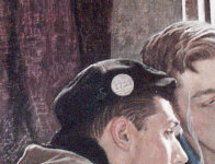 Saying Grace AP Limited Edition Print by Norman Rockwell - 3