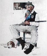 Music Hath Charms AP Limited Edition Print by Norman Rockwell - 0