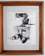 Music Hath Charms AP Limited Edition Print by Norman Rockwell - 1