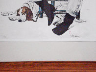 Music Hath Charms AP Limited Edition Print by Norman Rockwell - 2
