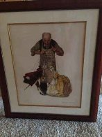 Rock Puppeteer Limited Edition Print by Norman Rockwell - 1