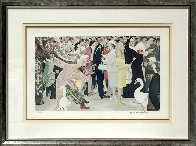 Saturdays People AP 1972 Limited Edition Print by Norman Rockwell - 1