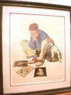 Starstruck 1976 Limited Edition Print by Norman Rockwell - 1