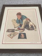 Starstruck 1976 Limited Edition Print by Norman Rockwell - 2