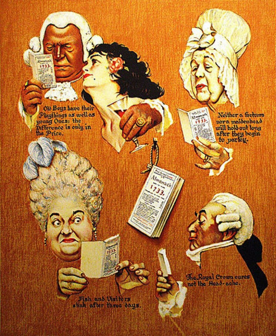 Royal Crown 1973 Limited Edition Print by Norman Rockwell