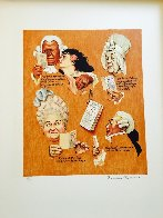 Royal Crown 1973 Limited Edition Print by Norman Rockwell - 1