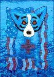 We Will Rise Again   New Orleans 2005 Limited Edition Print - Blue Dog George Rodrigue