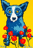 Spring is Here  AP 1996  Limited Edition Print by Blue Dog George Rodrigue - 0