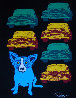 Junkyard Dog 2010 Limited Edition Print by Blue Dog George Rodrigue - 0