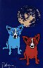 Cosmo's Moon 1992 Limited Edition Print by Blue Dog George Rodrigue - 0
