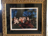Louisiana Gold AP 2001 HS  Limited Edition Print by Blue Dog George Rodrigue - 2