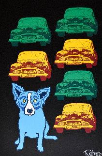 Junkyard Dog Limited Edition Print by Blue Dog George Rodrigue