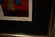 By the Light of the Journey 1997 Limited Edition Print by Blue Dog George Rodrigue - 5