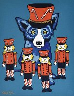 Soldier Boy 2000 Limited Edition Print by Blue Dog George Rodrigue - 0