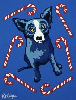 Sweet Like You 2000 Limited Edition Print by Blue Dog George Rodrigue - 0