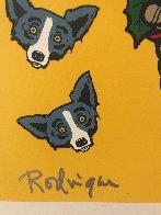 High on Sugar 2000 Limited Edition Print by Blue Dog George Rodrigue - 2
