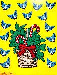 High on Sugar Limited Edition Print - Blue Dog George Rodrigue