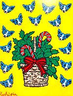 High on Sugar Limited Edition Print by Blue Dog George Rodrigue - 0