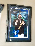 Al Hirt 2000 Poster Limited Edition Print by Blue Dog George Rodrigue - 1