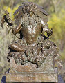 Hoka Hey Bronze Sculpture Sculpture - Scott Rogers
