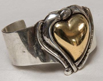 Heart of Gold Bracelet 2002 Jewelry - Danny Romero