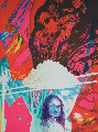 Magic Bowl 1992 Limited Edition Print - James Rosenquist