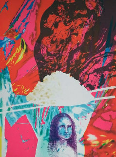 Magic Bowl 1992 Limited Edition Print - James Rosenquist