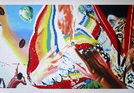 Brazil 2013 Huge  Limited Edition Print by James Rosenquist - 1