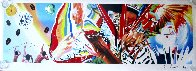 Brazil 2013 Huge  Limited Edition Print by James Rosenquist - 3