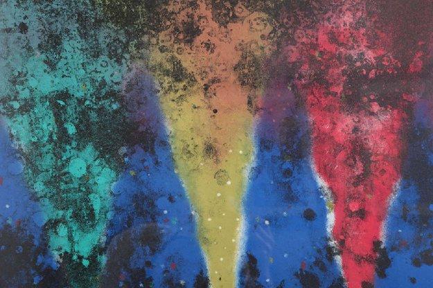 Night Smoke II  1972 Limited Edition Print by James Rosenquist