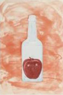 Blood in Warm Water 1981 Limited Edition Print by James Rosenquist