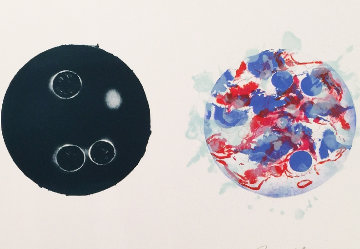 High Pool 1966 Limited Edition Print - James Rosenquist