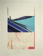 1, 2, 3 Outside 1972 Super Huge Limited Edition Print by James Rosenquist - 1