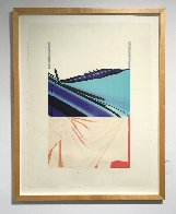 1, 2, 3 Outside 1972 Super Huge Limited Edition Print by James Rosenquist - 2