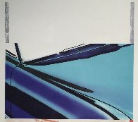 1, 2, 3 Outside 1972 Super Huge Limited Edition Print by James Rosenquist - 7