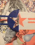 F-111  1965 Leo Castelli Limited Edition Print - James Rosenquist