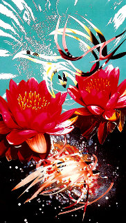 Sky Hole: Welcome to the Water Planet 1989 Limited Edition Print by James Rosenquist